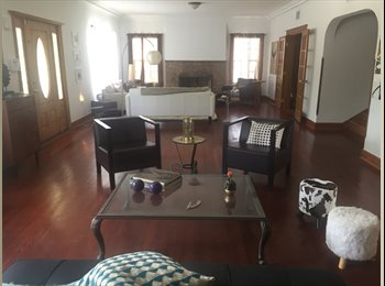 amazing room in an amazing property huge room all include...