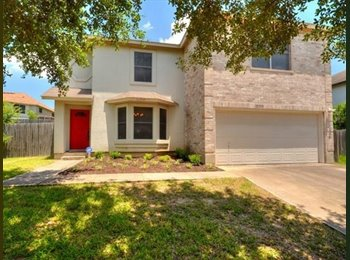 EasyRoommate US - Looking for 2 roommates for 3 bedroom house , Austin - $850 /mo