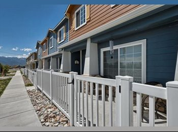 EasyRoommate US - Room for rent in Townhome Near Fort Carson, Colorado Springs - $600 /mo