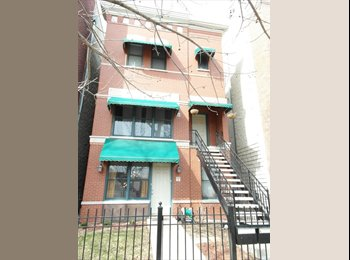 EasyRoommate US - Room For Rent Little Italy/UIC Area, Chicago - $800 /mo