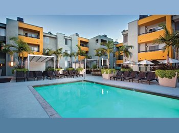EasyRoommate US - The Crescent Apartment Available Now, Move in ASAP, West Hollywood - $817 /mo
