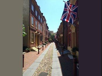 EasyRoommate US - Amazing Room in Historic Old City Philadelphia, Philadelphia - $950 /mo