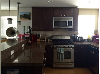 Room in 3br/2.5ba U District townhouse