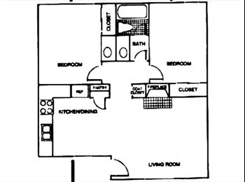 EasyRoommate US - $540 / 795ft2 - $540 a month Off riverside (1511 Faro Dr), Austin - $480 /mo