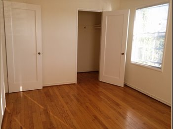 Room available in quiet, garden 2BR Apt
