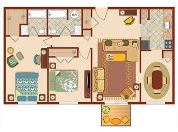 EasyRoommate US - $700 Room In 2BR Apt In Warrington.Close To Abington, Horsham, Willow Grove, Lansdale, Doylestown, D, Warrington - $700 /mo