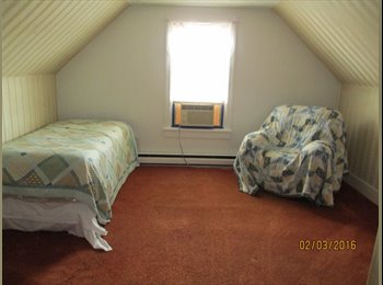 EasyRoommate US - 1 bedroom studio,furnished with utilities, Worcester - $600 /mo