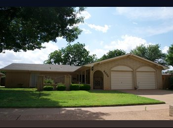 EasyRoommate US - Room for rent, Lubbock - $325 /mo