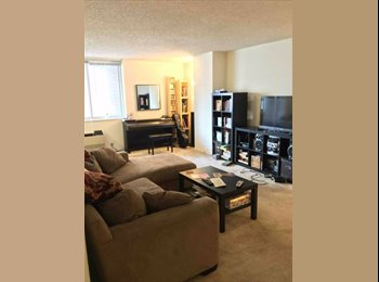 Gorgeous bedroom/bathroom in 2BR in luxury Rittenhouse...