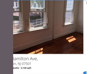 EasyRoommate US - Decent sized room for rent $600/mo, Paterson - $650 /mo
