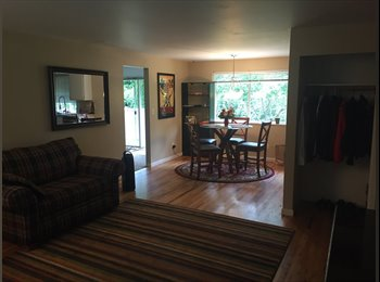 EasyRoommate US - Master bedroom for rent in 4 bed house in highly desired Kirkland are, Kirkland - $1,250 /mo