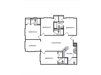 EasyRoommate US - Room for rent!!!, Charlotte - $560 /mo