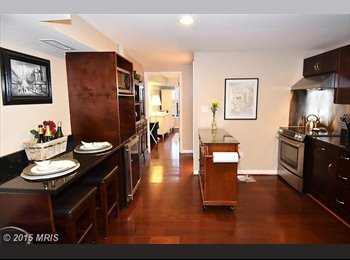 Room & Bathroom in Fully Renovated Mount Vernon Square...