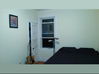Roommate wanted for sunny Inman Square 3BR
