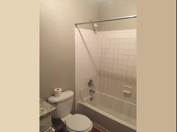 Bedroom with en suite bath available near Emory
