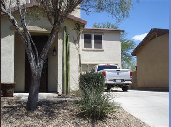 EasyRoommate US - Roommate to share Central 3 Bedroom House, Tucson - $570 /mo