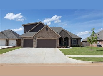EasyRoommate US - Room for Rent in New Home Gated Belmar North Community, Norman - $600 /mo