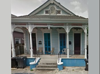 EasyRoommate US - 2 bedroom house in the Marigny!, New Orleans - $850 /mo