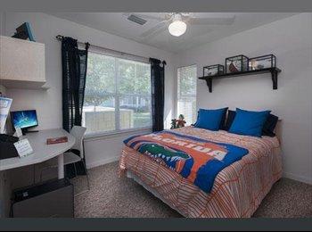 EasyRoommate US - 2x2 Cabana Beach, Gainesville - $500 /mo