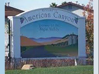 EasyRoommate US - American Canyon - Napa County , American Canyon - $500 /mo