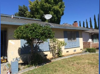 EasyRoommate US - Great room for rent in Campbell!! Starting August 1st, Campbell - $900 /mo