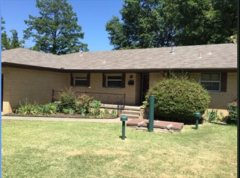 EasyRoommate US - Room available in 3 bedroom house, Norman - $400 /mo
