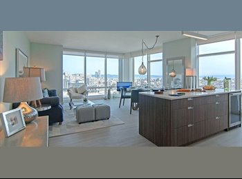 EasyRoommate US - Your own BR/BA in NEMA Apartments, San Francisco - $2,750 /mo
