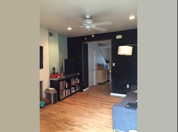 EasyRoommate US - $600 NoLibs - private bathroom and private deck, Philadelphia - $600 /mo