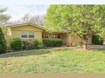 EasyRoommate US - $550 Room for Rent, all bills paid, Lubbock - $550 /mo