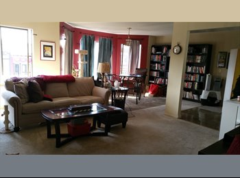 EasyRoommate US - Huge, 2br bright apartment to share with 1 person, San Francisco - $1,825 /mo
