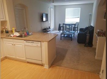 EasyRoommate US - Master Bedroom w/ Private Bathroom, Orange - $1,225 /mo