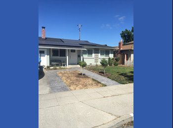 EasyRoommate US - 300 sq ft Room in our house in Campbell , Campbell - $900 /mo