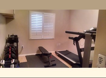 EasyRoommate US - Centrally located 1/2 Condo in quiet, gated, private community, Phoenix - $800 /mo