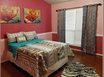 EasyRoommate US - Cambridge Townhouse, Houston - $750 /mo