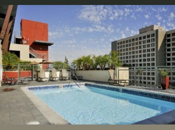 EasyRoommate US - Private bedroom with private patio IMMEDIATE MOVE IN!! LUXURY COMMUNITY, Los Angeles - $950 /mo