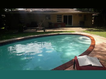 EasyRoommate US - House with a POOL $650 (bills included), Houston - $600 /mo