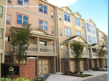 EasyRoommate US - 1 Bed 1 Bath Room Available in 2 Brdroom Townhouse, Atlanta - $800 /mo