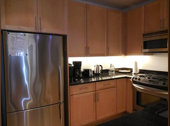 Awesome rooms for rent steps to South station- Everything...