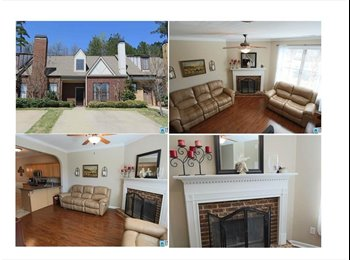 EasyRoommate US - 2016 Renovation townhouse (2006 Built) avaiable, 15% lower than market price, Birmingham - $1,199 /mo