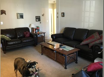 One unfurnished bedroom available in furnished two bedroom...