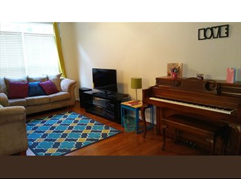 Local Singer/Speaker seeking  female roommates