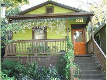 Room available in charming 2br/1ba in Old Fourth Ward