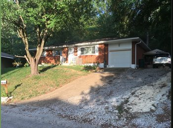 EasyRoommate US - Nice remodeled house with room and bath for rent. , Chattanooga - $400 /mo
