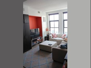 Room available in sunny U Street 2BR apt. with amazing city...