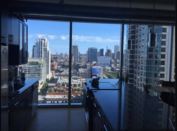 Great apartment in River North one bedroom with private...