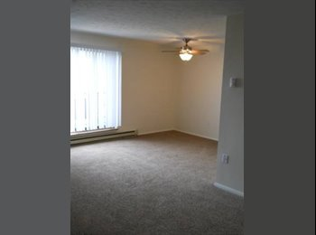 EasyRoommate US - 1BR/1BA available in 2BR/2BA apartment, Pittsburgh - $575 /mo