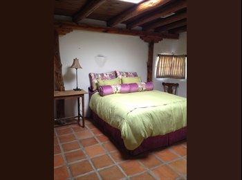 EasyRoommate US - Beautiful adobe home , West Mesa - $500 /mo