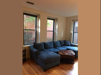 EasyRoommate US - Roommate Wanted: Back Bay / South End Apartment with HUGE living room and private bathroom, Boston - $1,900 /mo