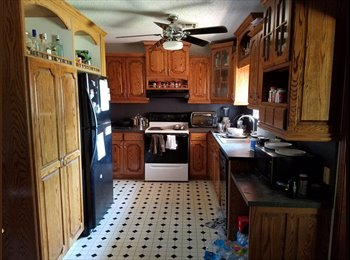 EasyRoommate US - Looking for a trustworthy roommate (personal room, full bath, and living area)., Norman - $375 /mo