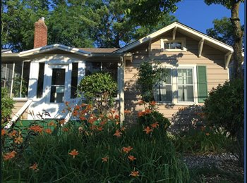 EasyRoommate US - Need Female TO SHARE KITCHEN w/Dishwasher, BATH, PORCH, BBQ, with another female  EACH with 2 PRIVAT, Morristown - $885 /mo